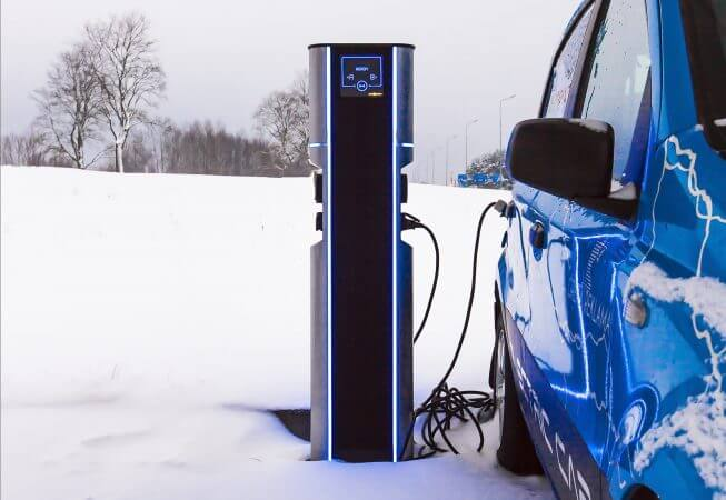 EV charging projects