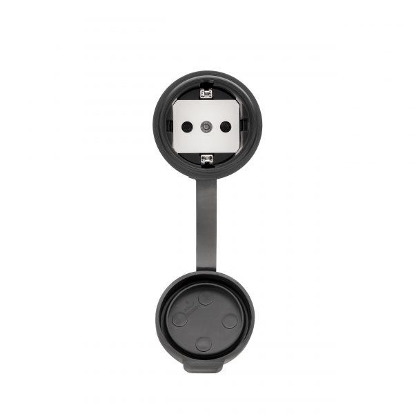 Schuko EV adapter socket