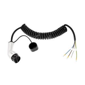 Сменный кабель для электромобилей
