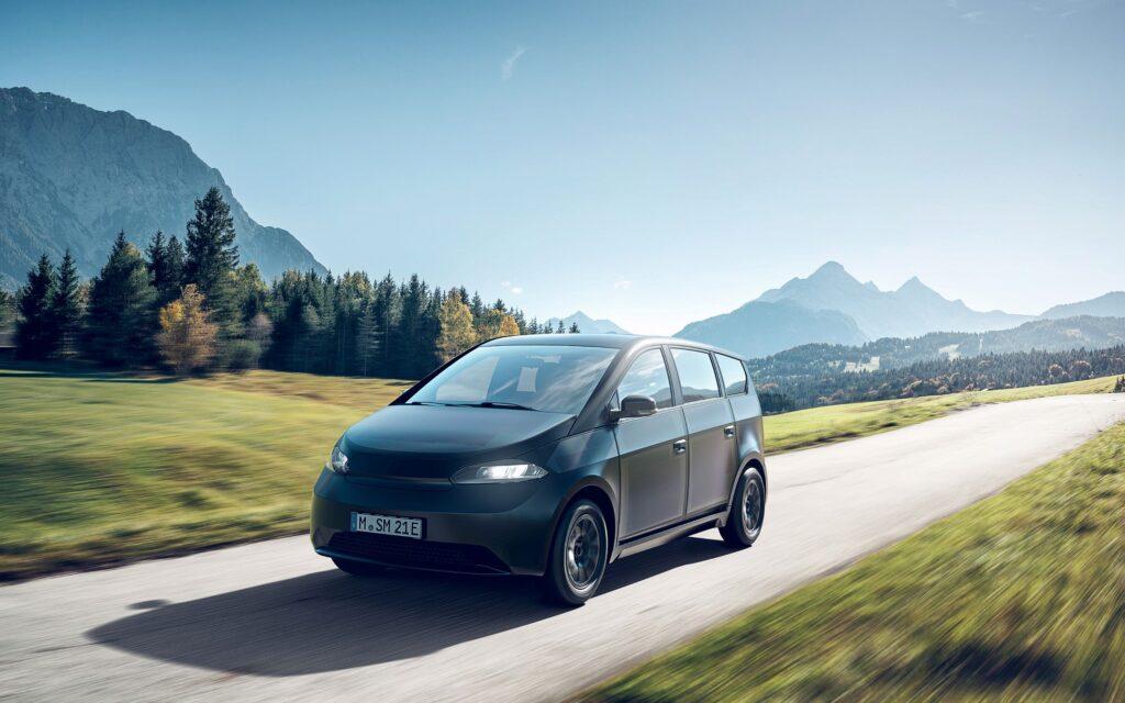 Sono Sion- įperkamiausias elektromobilis 2021 metais